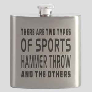 Hammer Throw designs Flask